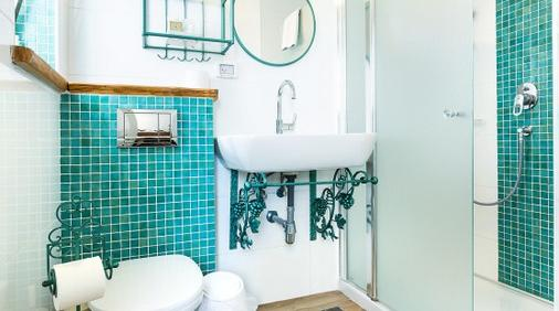 Arbel Suites Hotel - Τελ Αβίβ - Μπάνιο