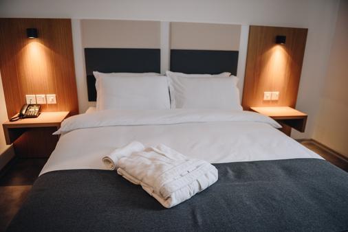 Ingate Hotel & Cafe - Famagusta - Bedroom