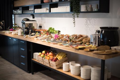 Ingate Hotel & Cafe - Famagusta - Buffet