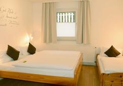 Hotel Herrenhof - Lübeck - Schlafzimmer