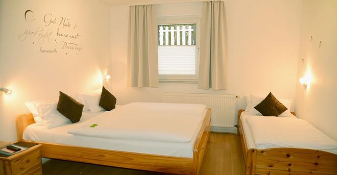 Hotel Herrenhof - Lyypekki - Makuuhuone