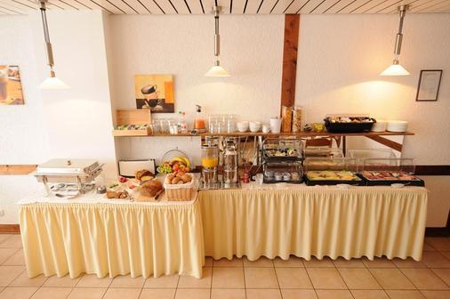 Hotel Herrenhof - Lübeck - Buffet
