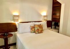 Hotel Portaló - Morro de Sao Paulo - Makuuhuone