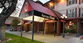 Arena Hotel - Σαν Χοσέ - Κτίριο