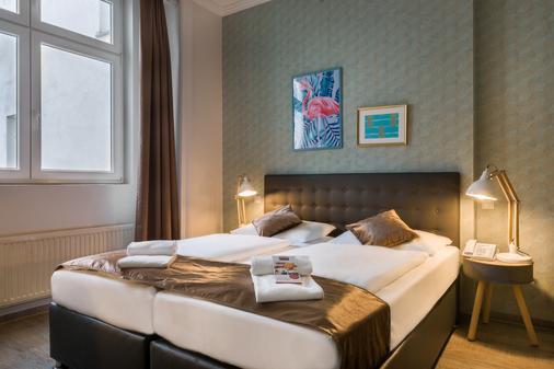 Novum Hotel Congress Wien am Hauptbahnhof - Vienna - Bedroom