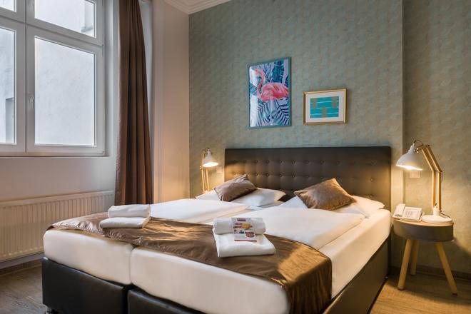 Novum Hotel Congress Wien am Hauptbahnhof - Wien - Makuuhuone