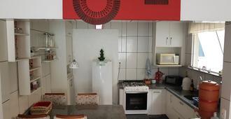 Hostel CWB - Curitiba - Dining room