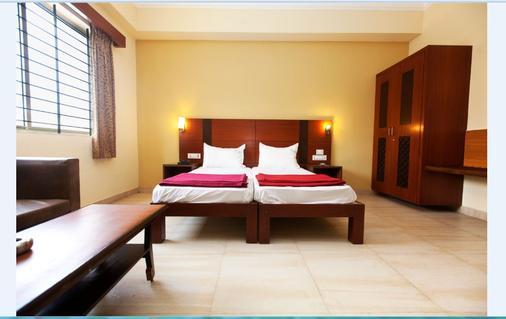 Janpath 酒店 - 邦加羅爾 - 班加羅爾 - 臥室