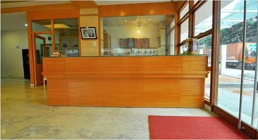 Janpath 酒店 - 邦加羅爾 - 班加羅爾 - 櫃檯
