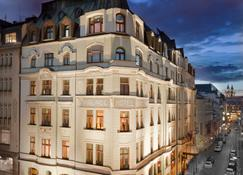 Art Nouveau Palace Hotel - Praga - Edificio