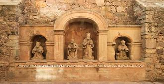 Hotel Ex-Hacienda San Xavier - Guanajuato