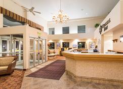 Crystal Inn Hotel & Suites Great Falls - Great Falls - Recepcja