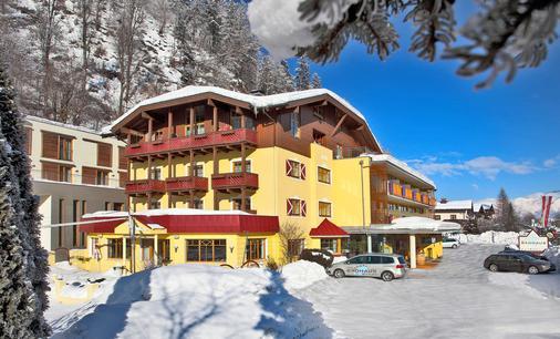 Hotel Badhaus - Zell am See - Rakennus