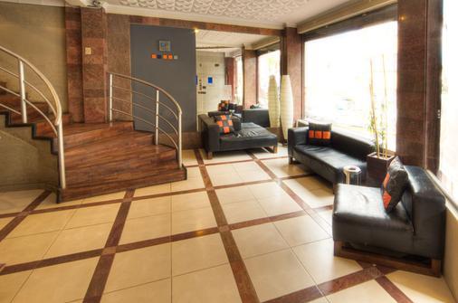 Hotel LP Columbus - La Paz - Rakennus