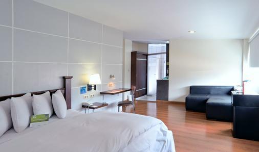 Hotel LP Columbus - La Paz - Makuuhuone