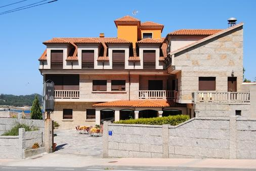 Hotel O Castro - O Grove - Gebäude