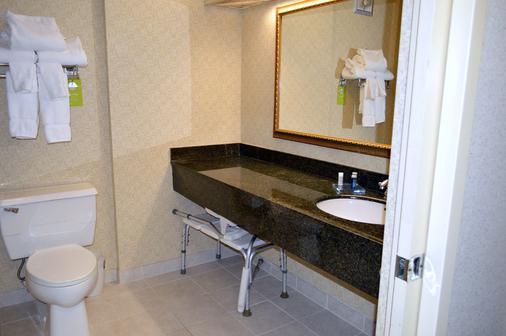 Red Lion Hotel High Point - High Point - Bathroom