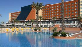 Rome Marriott Park Hotel - Rome - Bâtiment