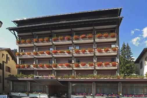Hotel Milano - Madonna di Campiglio - Building