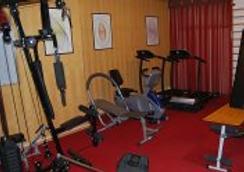 Hotel Milano - Madonna di Campiglio - Gym