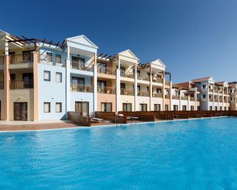 Lindos Imperial Resort & Spa - Kiotari - Edificio
