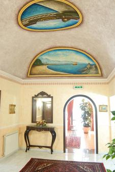 Hotel Gresi - Catania - Vastaanotto