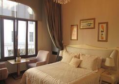 瑞麗普帕夏公寓酒店 - 伊斯坦堡 - 伊斯坦堡 - 臥室