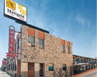 The Marigold Hotel - Pendleton - Building