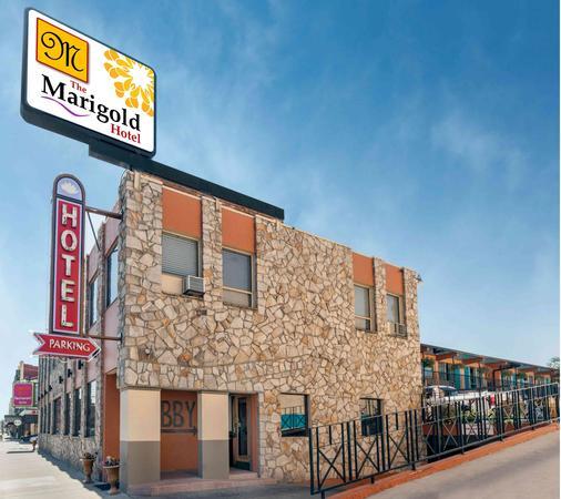 The Marigold Hotel - Pendleton - Rakennus