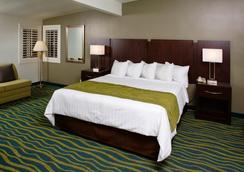 Hi View Inn & Suites - Manhattan Beach - Bedroom