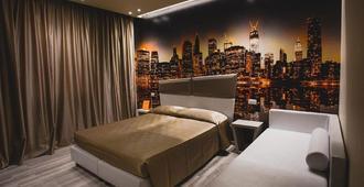 Hotel Fiera Wellness & Spa - בולוניה - חדר שינה