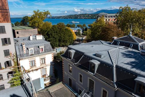 Geneva Hostel - Geneve - Parveke