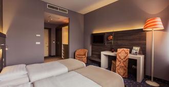 Hotel Museum Budapest - בודפשט - חדר שינה