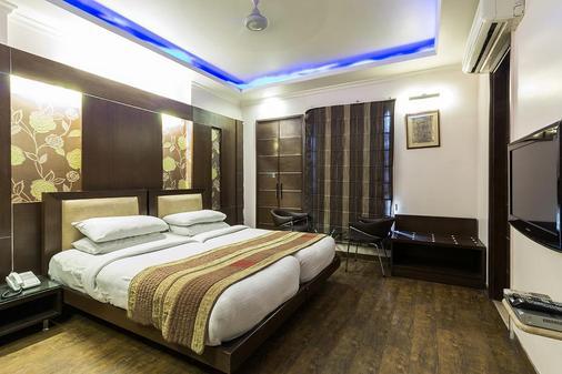 Hotel Le Cadre - Νέο Δελχί - Κρεβατοκάμαρα