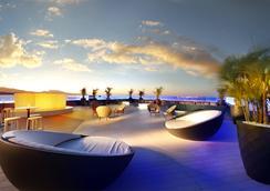 Hard Rock Hotel Tenerife - Adeje - Kattoterassi