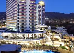 Hard Rock Hotel Tenerife - Адехе - Здание
