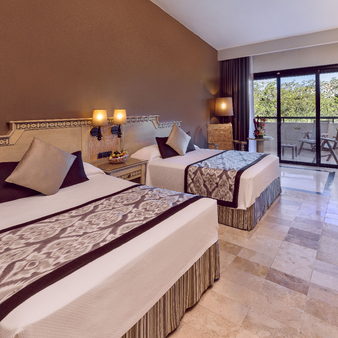 Grand Palladium Kantenah Resort & Spa - Akumal - Bedroom