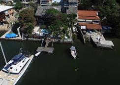 Porto Charitas Sailing Guest House - Niterói - Outdoors view