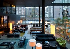 Conservatorium Hotel - The Leading Hotels Of The World - Amsterdam - Lounge