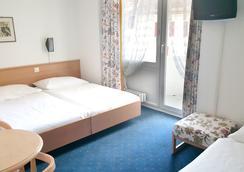 波爾米霍夫酒店 - 印特拉肯 - 因特拉肯 - 臥室
