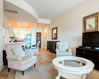 Sea Gate Inn By Sea Palm Resort - Saint Simons - Living room