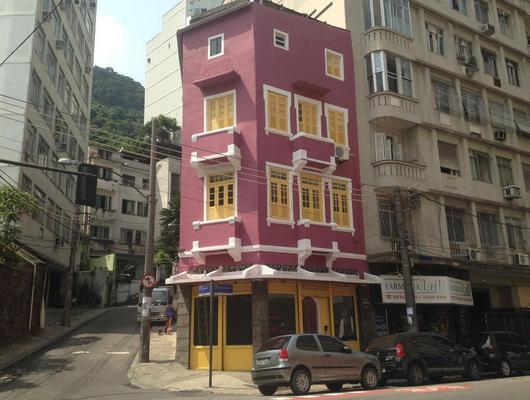 Maison de la Plage Copacabana - Rio de Janeiro - Building