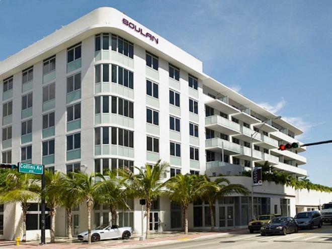 博蘭南灘酒店 - 邁阿密海灘 - 邁阿密海灘 - 建築