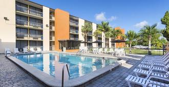 Hotel Monreale Express International Drive Orlando - אורלנדו - בריכה