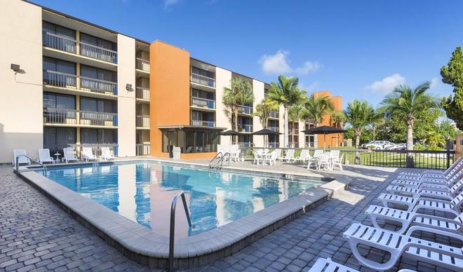 Hotel Monreale Express International Drive Orlando - Orlando - Piscina