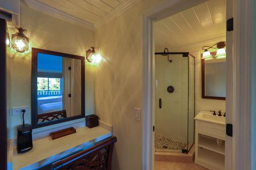Company House Hotel - Christiansted - Μπάνιο