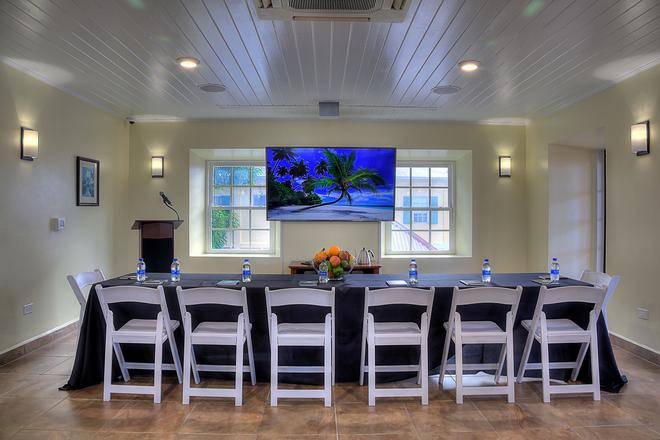 Company House Hotel - Christiansted - Banquet hall