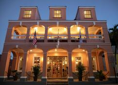 Company House Hotel - Christiansted - Edificio