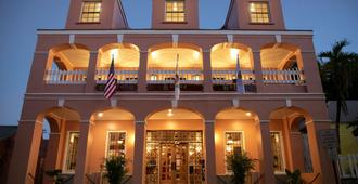 Company House Hotel - Christiansted