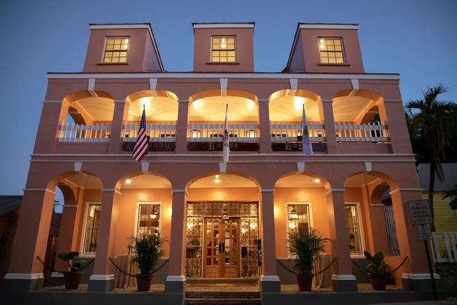 Company House Hotel - Christiansted - Building